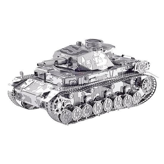 piececool -  IV Tank / 德國四號坦克