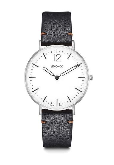 AXIS - Genuine Leather Quartz Watch / Everyday for Boyfriend
