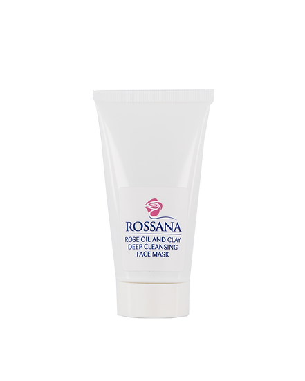 ROSSANA Rose Oil and Clay Deep Cleansing Face Mask 玫瑰油深層潔顔泥面膜