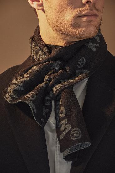 KnitWarm CrossOver Scarf (Merino Wool) 織暖小頸巾