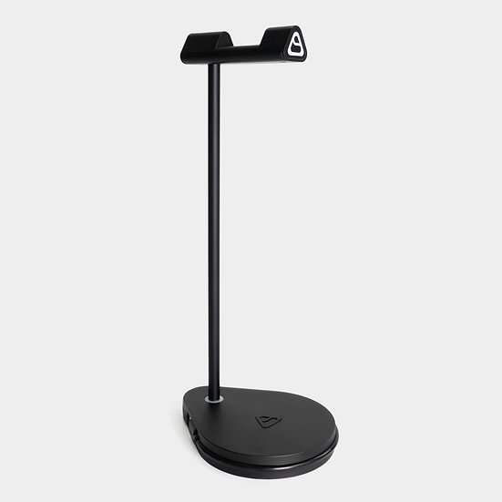 LEVO STAND - Headphone Stand/ Wireless Charger (US Adaptor)