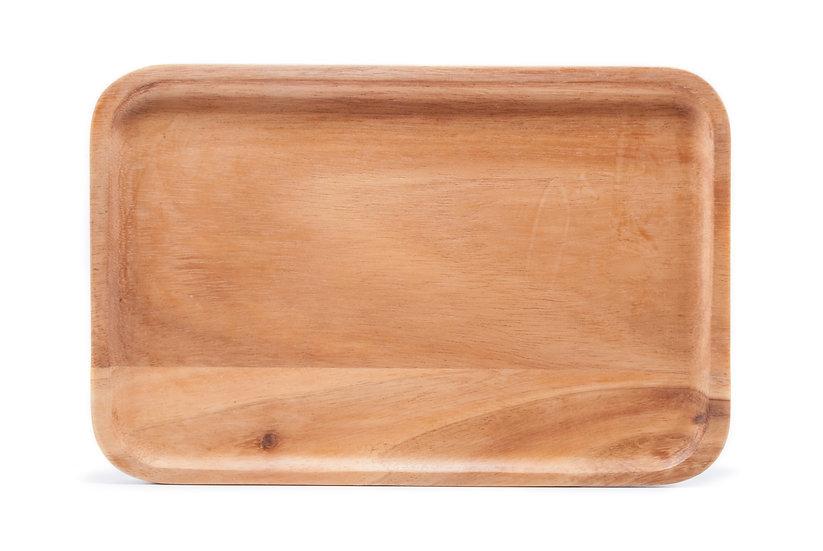 Islandoffer - Rectangular plate Fruit / Bread / Wooden Plate