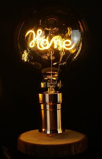 Home LED Wood Desk Lamp - Home 木檯燈