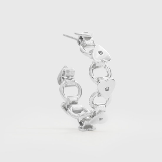 Corage Earring by Re-attach