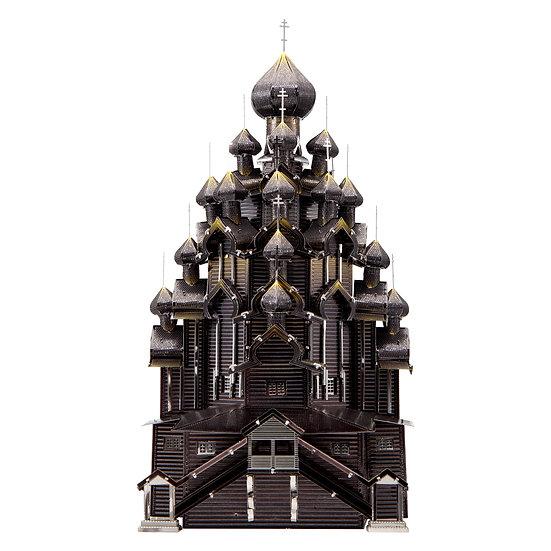 piececool - Kizhi Church Of The Transfiguration / 主顯聖容大教堂