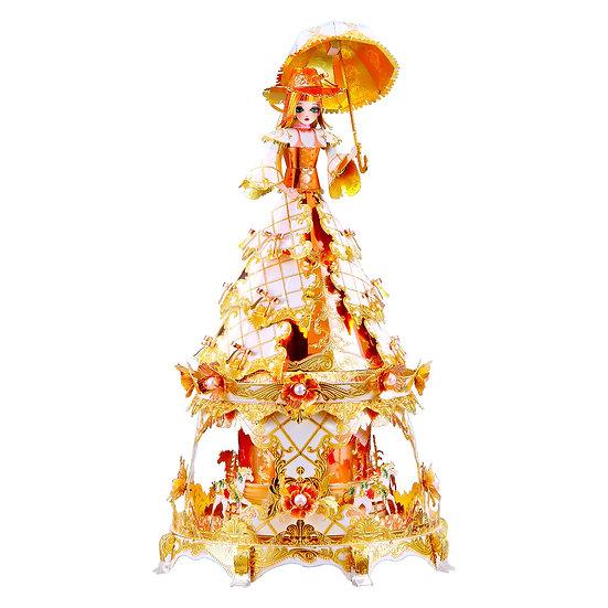 piececool - Princess Jasmine / 茉莉公主 (音樂盒)
