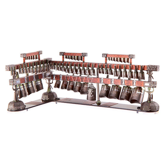 piececool-The Chime-bells of Marquis Yi (The Nation's Greatest Treasures Series)