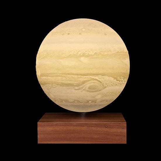 Levimoon | The Jupiter 無線充電懸浮木星燈 (15cm)