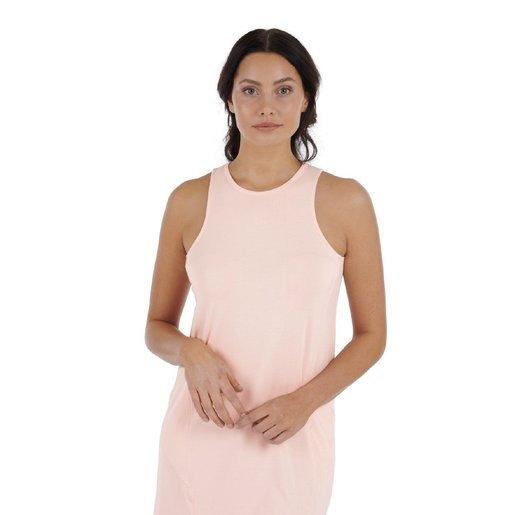 Dagsmejan Sleep Dress Women-Nattwell™ Sleep Tech (Peach)/瑞士科研恒溫睡衣裙 (粉橙)