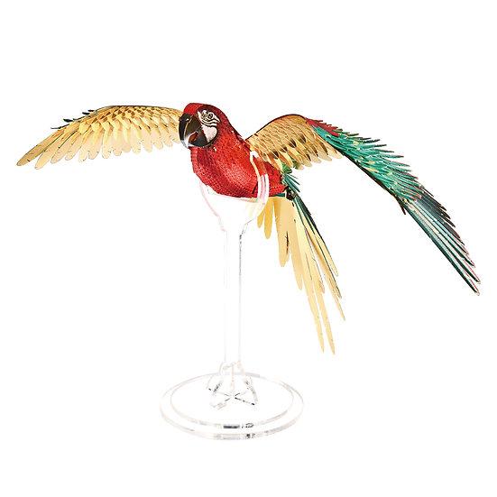 piececool - Scarlet Macaw / 金剛鸚鵡