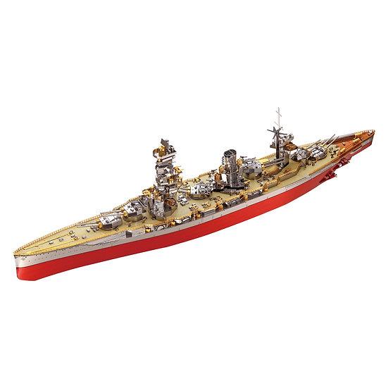 piececool - Fuso Battleship / 扶桑號戰列艦