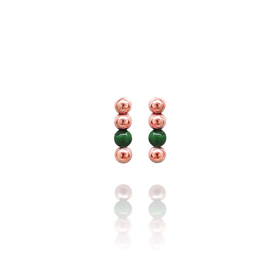 Seeds of Love Earring (Green)