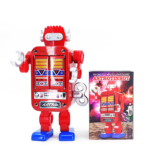Tin Bot The Collectibles – Astro TinBot 太空鐵寶