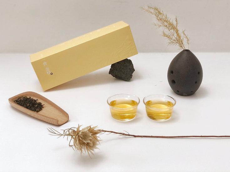 Gold Osmanthus Oolong - 一會金桂