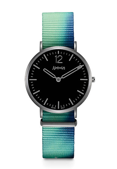 AXIS - Unique Nato Strap Design Watch / New York Collection