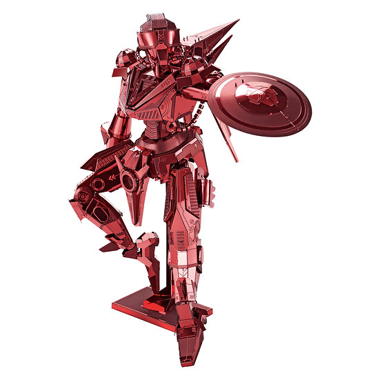 piececool -  Shield Man / 赤煉戰警