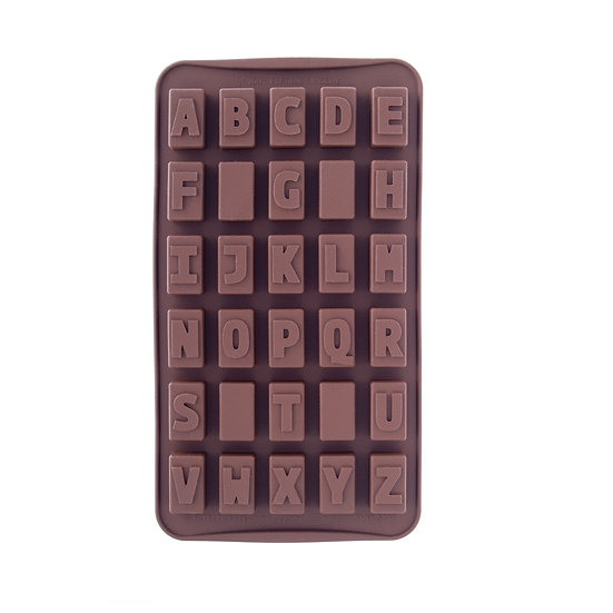 OBGIC -  Chocolate Typo Mold 巧克力字母模