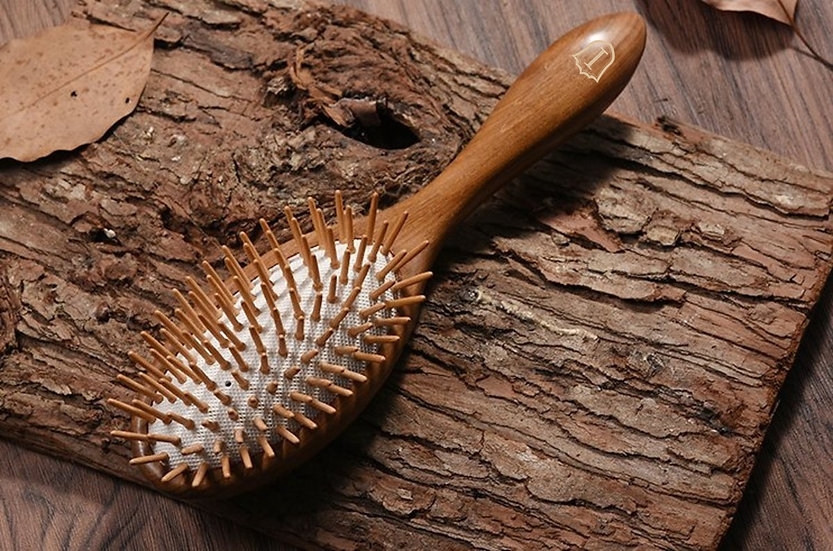 Islandoffer - Wooden Hair Brush