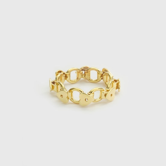 Corage Ring (Gold) by Re-attach