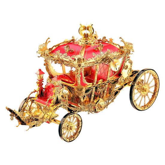 piececool - The Princess Carriage / 公主馬車
