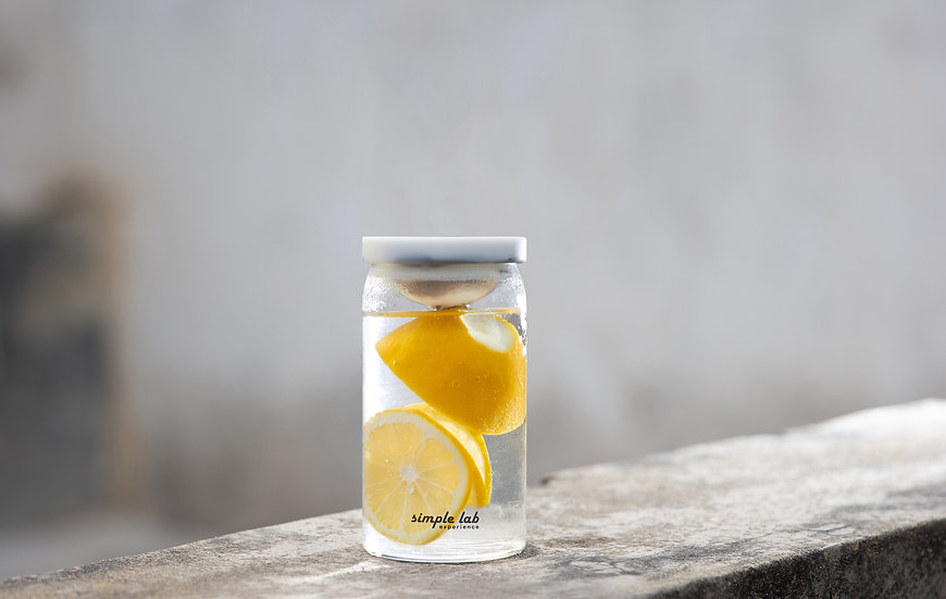 RINBO-S. Leak-proof Glass Bottle For Hot & Cold