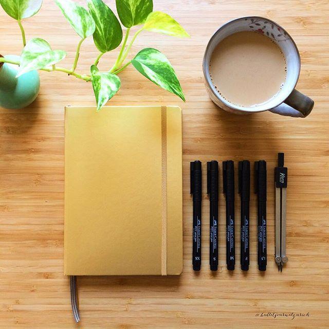 @bulletjournalzurich Bullet Journal Essentials