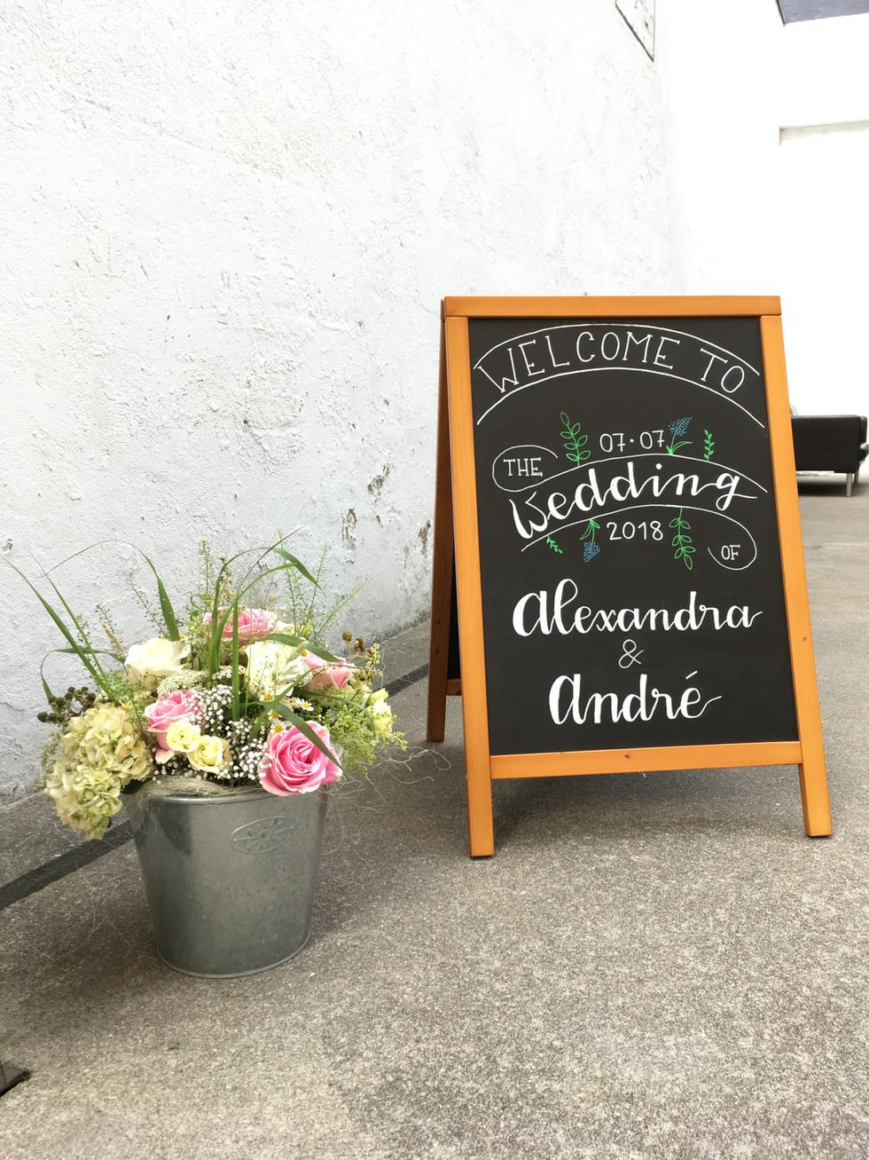 Wedding Season means Wedding Signs