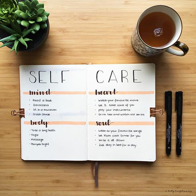 Bullet Journal and Mental Health