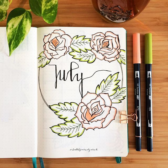 How to start a Bullet Journal in 5 simple steps?