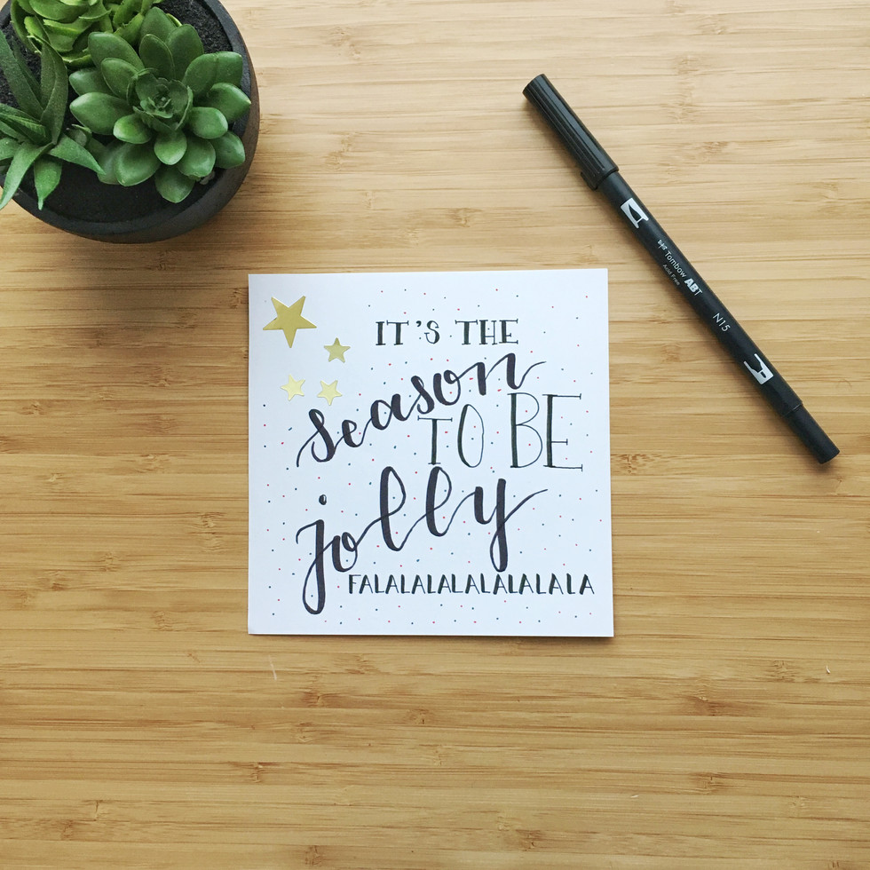 How To Improve Your Handlettering