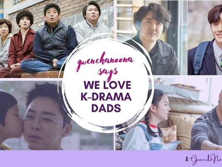 Our Favorite K-Drama Dads