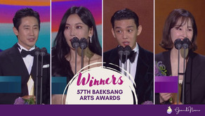 Full List of Winners: 57th Baeksang Arts Awards
