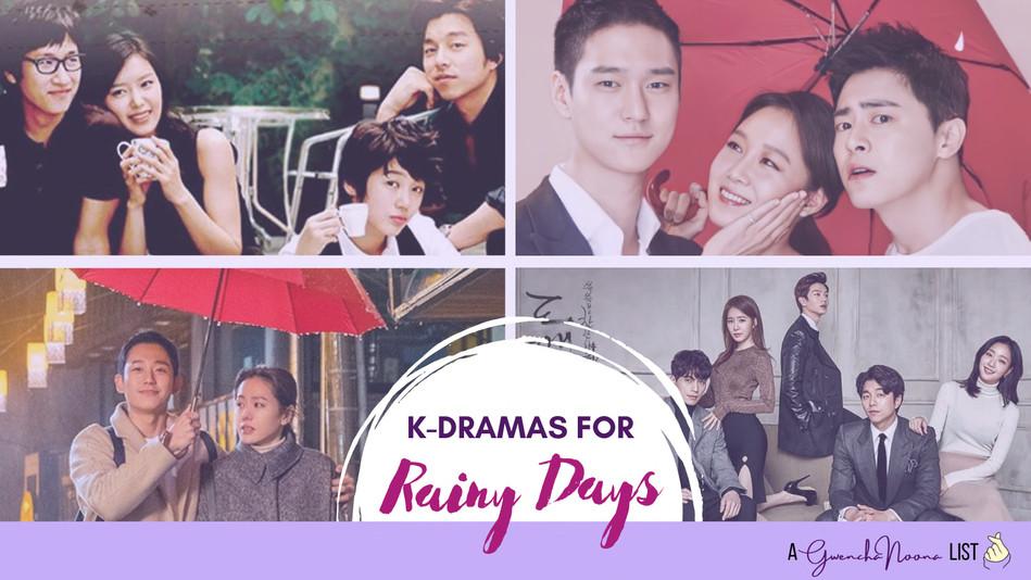 Rainy Day K-dramas