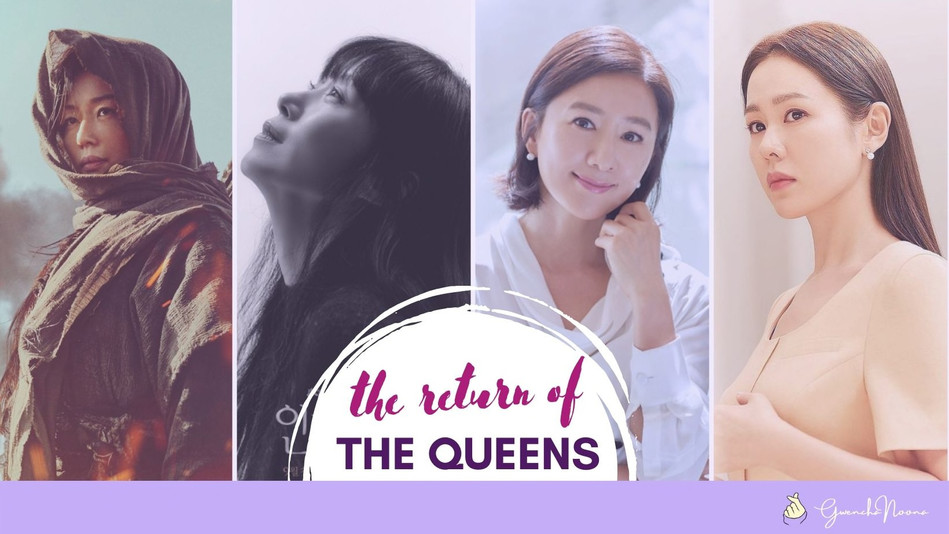 The Return of the Queens