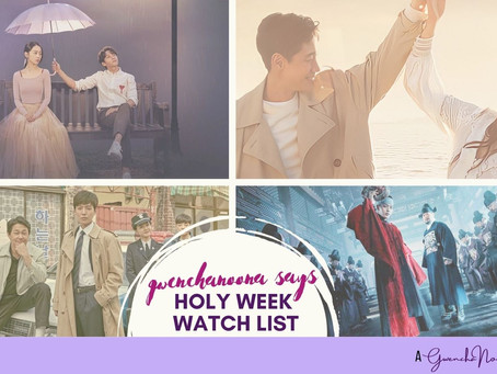 What are you watching this Holy Week, GwenchaNoonas?
