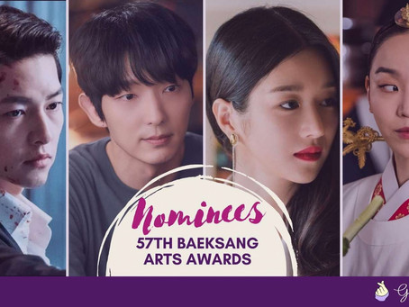57th Baeksang Arts Awards Nominees