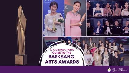 A K-drama Fan's Guide to the Baeksang Arts Awards