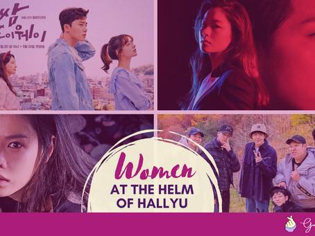 Women at the Helm of Hallyu