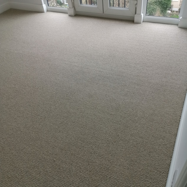 Sahara 100% wool carpet
