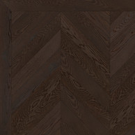 LONDON COLLECTION FUMED CHEVRON