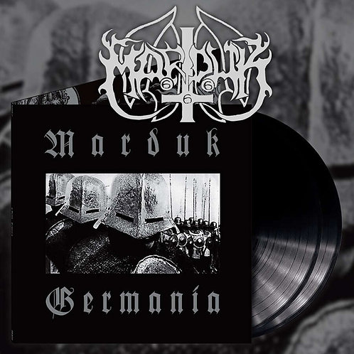 MARDUK- Germania  (Gatefold  Double Black Vinyl)