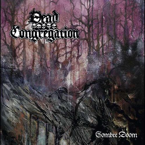 """DEAD CONGREGATION - Sombre doom  (Black Vinyl 12"""")"""
