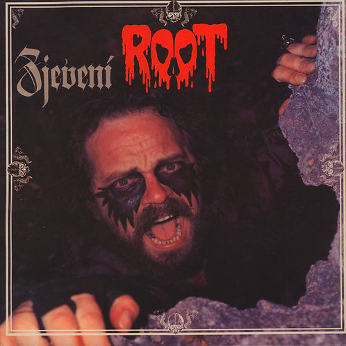 "ROOT - Zjeveni (Gatefold Red Vinyl 12"")"