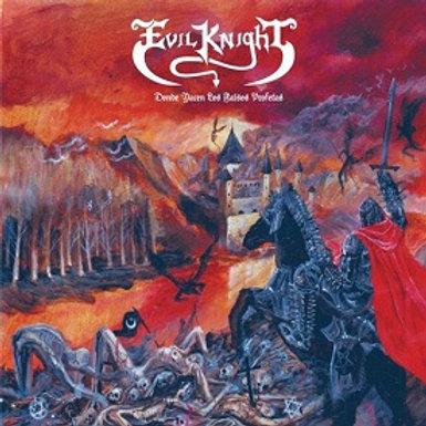 Evil Knight - Donde yacen los falsos profetas (CD)