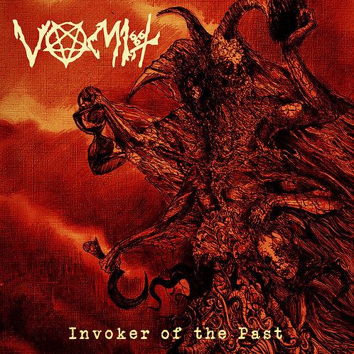 VOMIT - Invoker of the Past  (CD)