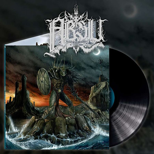 "ABSU - The sun of tiphareth (Gatefold Black Vinyl 12"")"