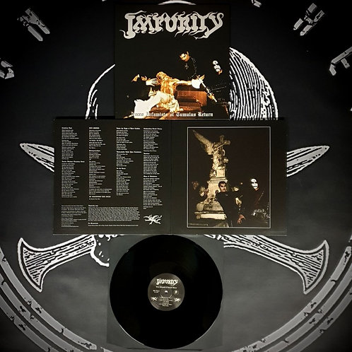 "Impurity - Necro Infamists of Tumulus Return (Black Vinyl 12"")"