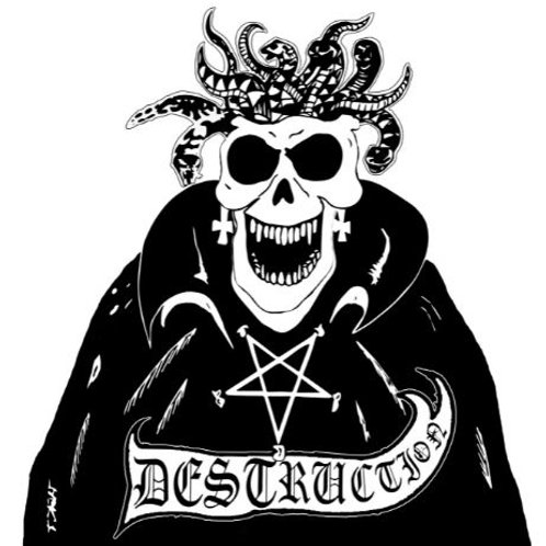 "DESTRUCTION - BESTIAL INVASION OF HELL (Gatefold Black Vinyl 12"")"
