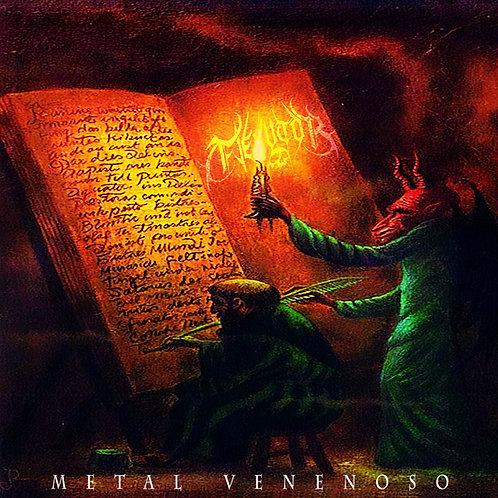 "EJECUTOR - ""Metal Venenoso"" (CD)"