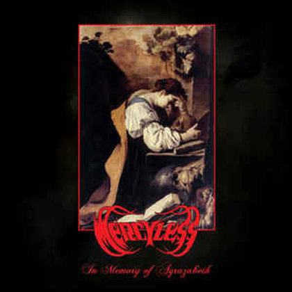 "MERCYLESS - IN MEMORY OF AGRAZABETH (Gatefold DLP Red Vinyl 12"")"